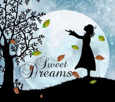 sweet dreamのメッセージ