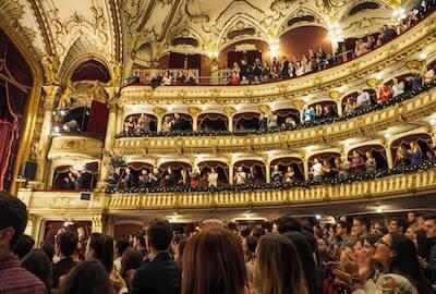 オペラ観劇