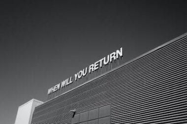 いつ帰ってくる?のメッセージ