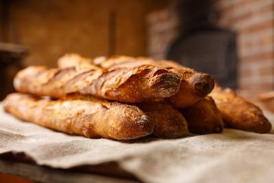 大きいフランスパン