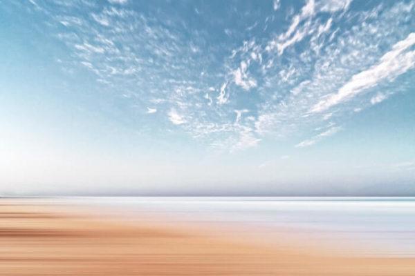 地平線と空