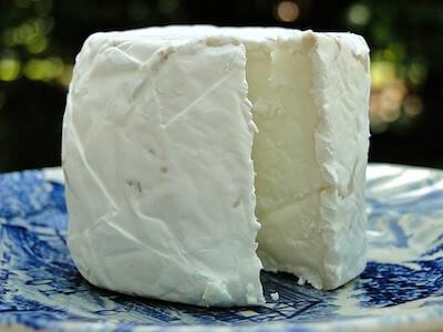 白カビのチーズ