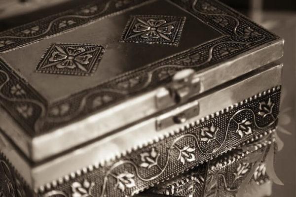 銀の宝石箱