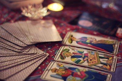 占星術のカード
