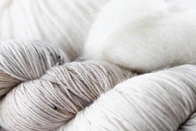 羊毛の毛糸