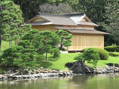 日本の茶室
