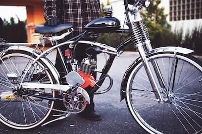 原付自転車