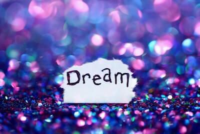 Dreamの文字