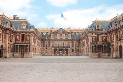 ヴェルサイユ宮殿美術館