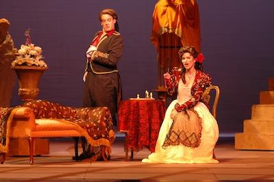 オペラ歌手