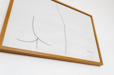 ピカソの絵画