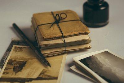 届いたたくさんの手紙