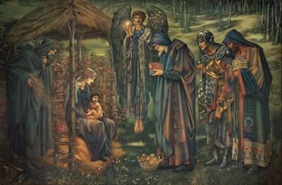 子なる神の誕生